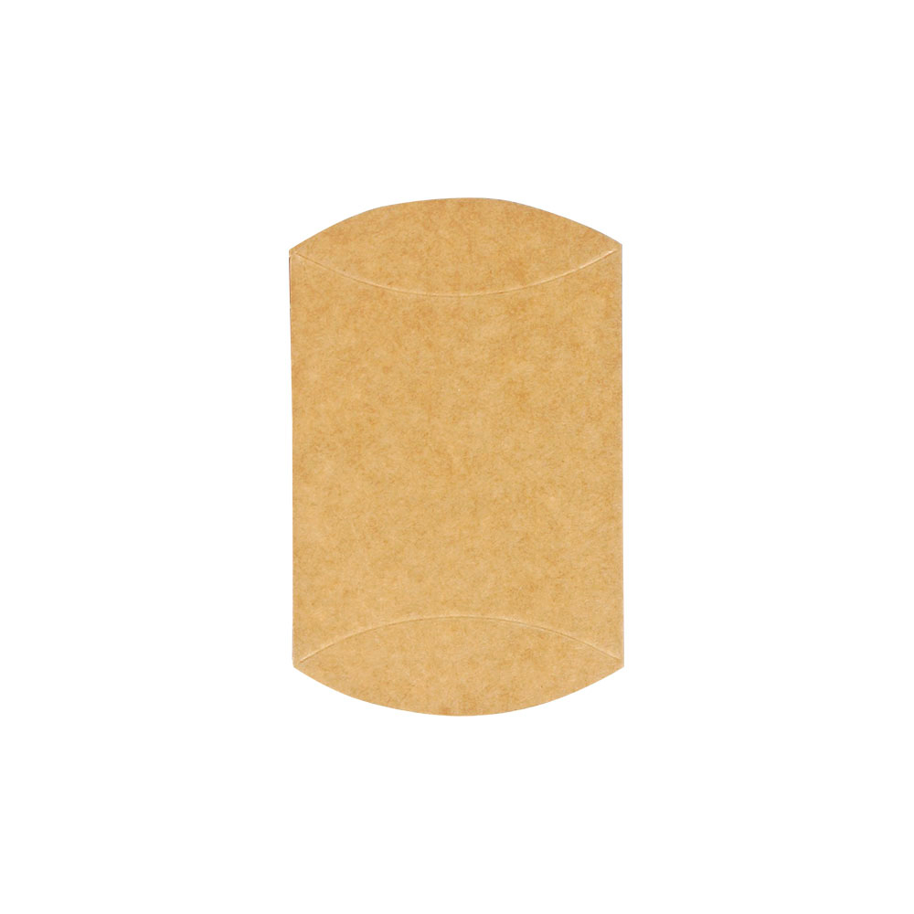 Berlingots carton kraft naturel, 290 g