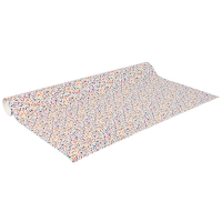 Papiers cadeau multicolore collection Zig-Zag