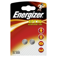 Pile Energizer EPX76 alcaline