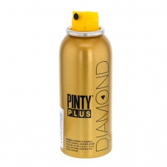 Vernis mat Pintyplus Diamond - Spray 140 cl