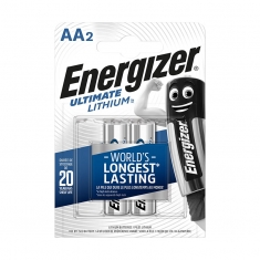 Pile LR6 Energizer ultimate lithium