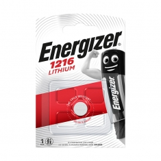 Pile lithium CR1216 Energizer - Blister x1