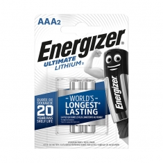 Pile LR03 Energizer ultimate lithium