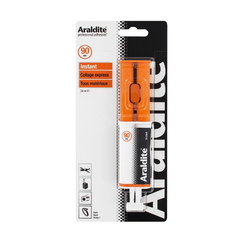Instant Araldite glue