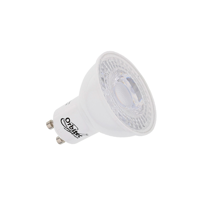 lampe led 6 8w gu10 3000 k 400 lumens selfor paris. Black Bedroom Furniture Sets. Home Design Ideas