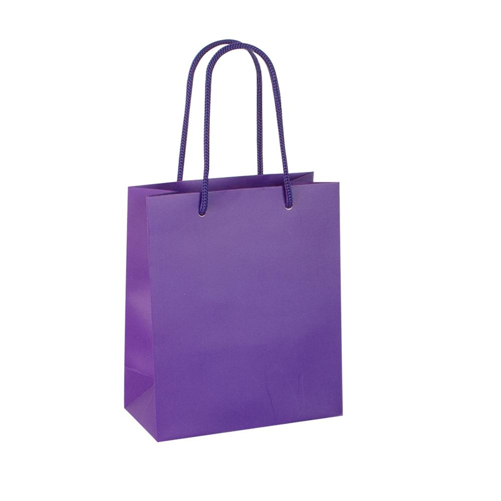 12ae1fa88 Matt paper carrier bags | Selfor Paris