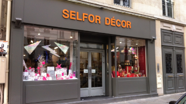 Boutique SELFOR PARIS
