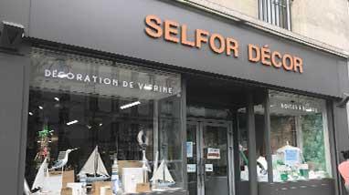 Boutique SELFOR PARIS