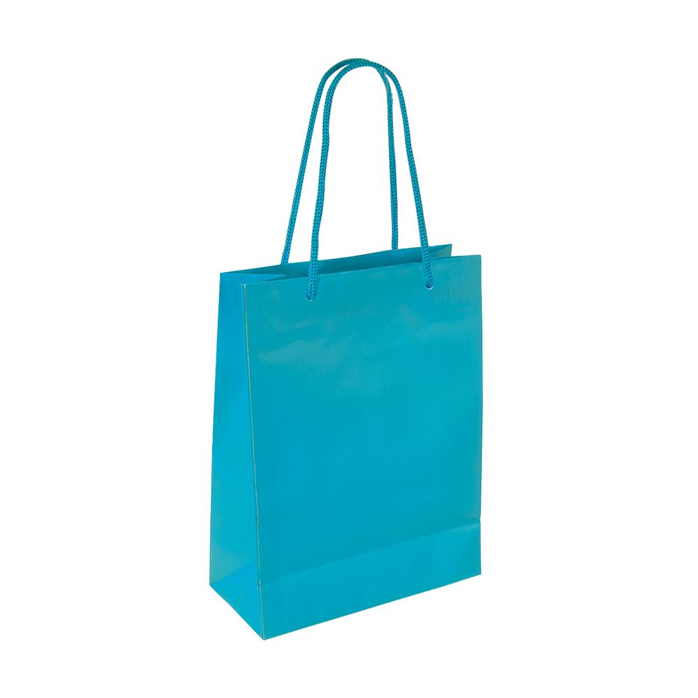 sacs papier mat poign es cordelettes 190 g selfor paris. Black Bedroom Furniture Sets. Home Design Ideas