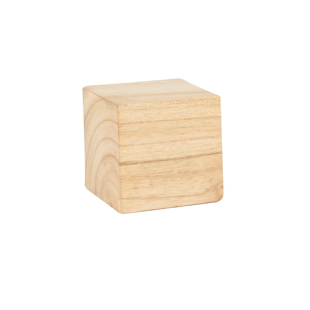 support de pr sentation en bois naturel 8x8 cm selfor paris. Black Bedroom Furniture Sets. Home Design Ideas