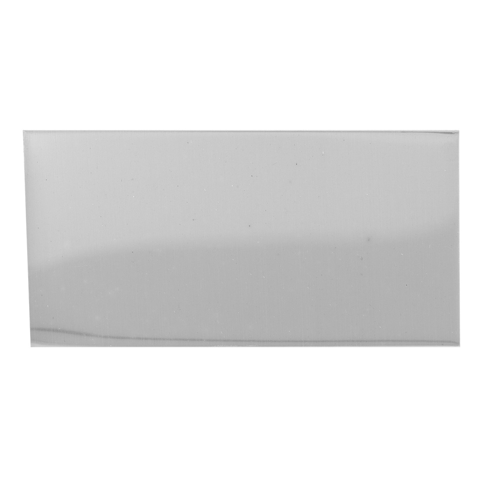 95% silver sheet 0.6mm thick