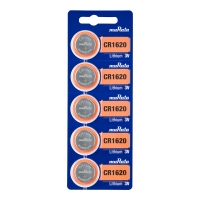 Sony CR 1620 lithium button cell battery