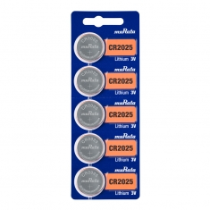 Sony CR2025 lithium button cell battery