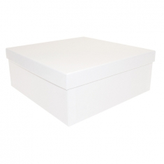 Card gift box with coordinating foam insert