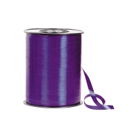 Dark purple gift curling ribbon