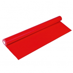 Glossy plain coloured paper gift wrap