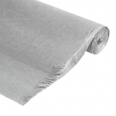 Metallic look tissue paper