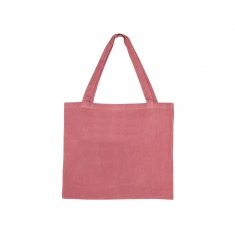 Reusable 100% cotton bags - plain - 41 x 36cm (x5)