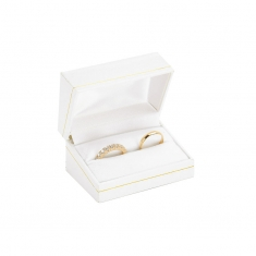 Double ring gift box