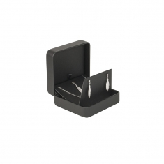 Smooth finish man-made leatherette jewellery presentation boxes