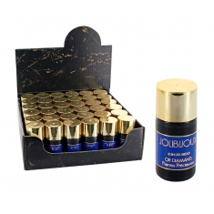 Jolibijoux Gold cleaner: counter-top display unit with 36 gift bottles