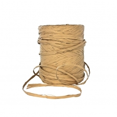 Kraft paper colour raffia gift ribbon