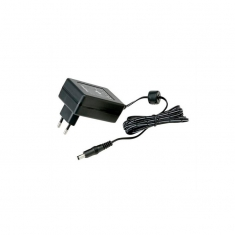 9 volt AC adapter for P-Touch machine, compatible with continental two-pin plugs