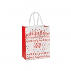 Matt paper carrier bags - Scandinavia collection