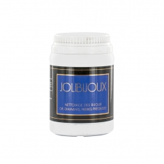 Ready to use Jolibijoux gold cleaning solution, 250 ml bottle